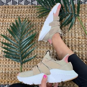 Adidas Prophere in trace khaki.